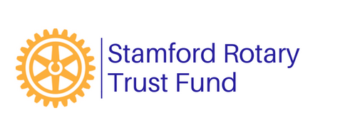 Stamford Rotary Trust Fund Logo